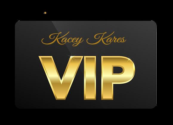 6-Month VIP Membership