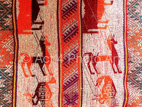 Peruvian textiles #11
