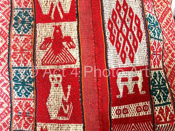 Peruvian textiles #9