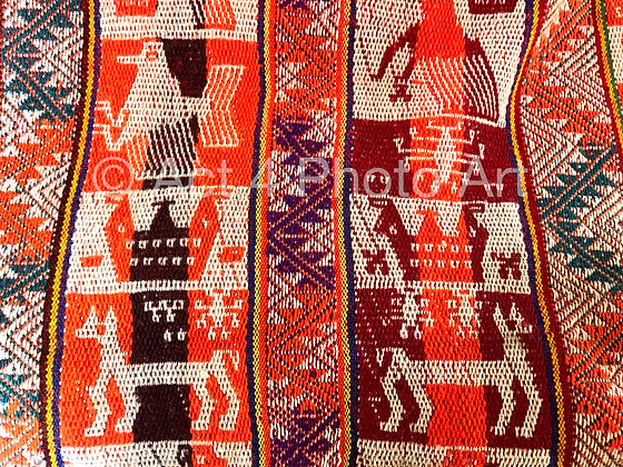 Peruvian textiles #13