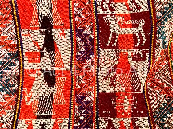 Peruvian textiles #12