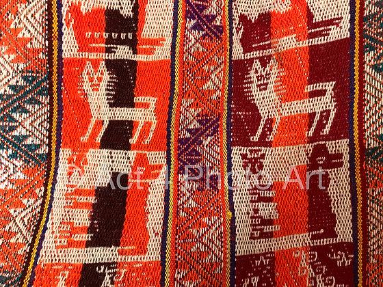 Peruvian textiles #14