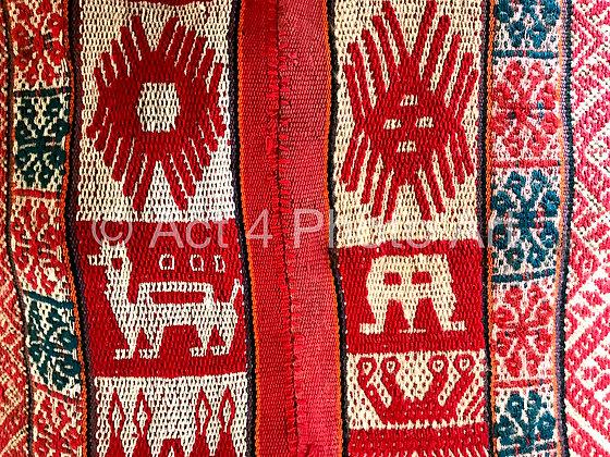 Peruvian textiles #7