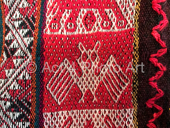 Peruvian textiles #16