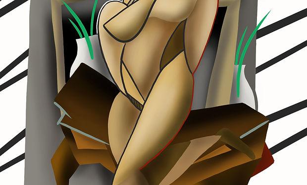 cubismo tocador
