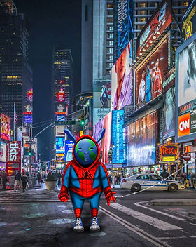 earthy spiderman time square.jpg