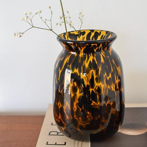 Tortoise Shell Vase