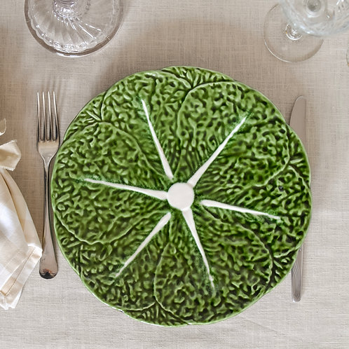 Cabbage Serving Plate