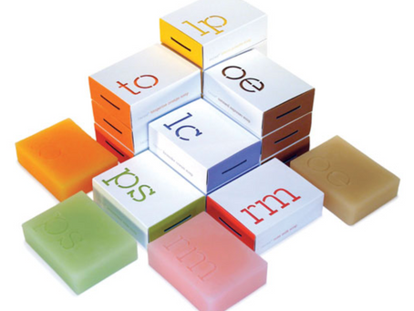 18 Creative Soap Packaging Designs To Get your Branding Started