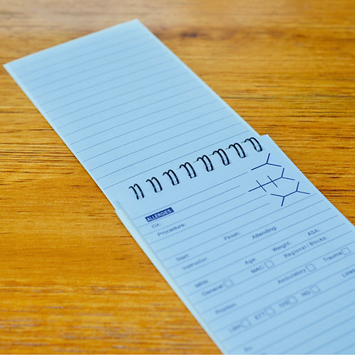 Custom inner page Notebook