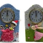 DIY Clock project from Panda Crafty Jan