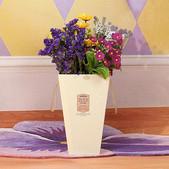 Flower paper box
