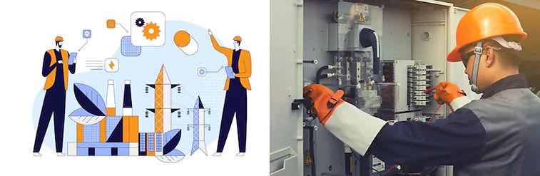 L'impianto elettrico domotico un esempio