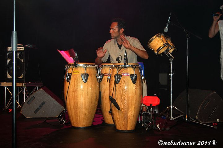 Percussions afro-cubaines