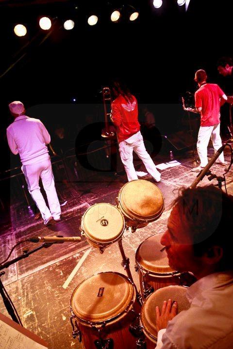 percussioniste paca-cumino percussions