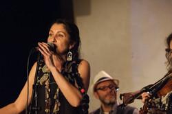 chanteuse folk sur Nice