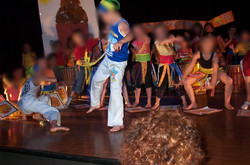 spectacle caraIbes  8 - 9 ans