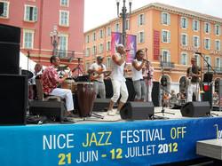 nice fest off juil 2012