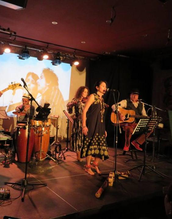 groupe folk sur Nice