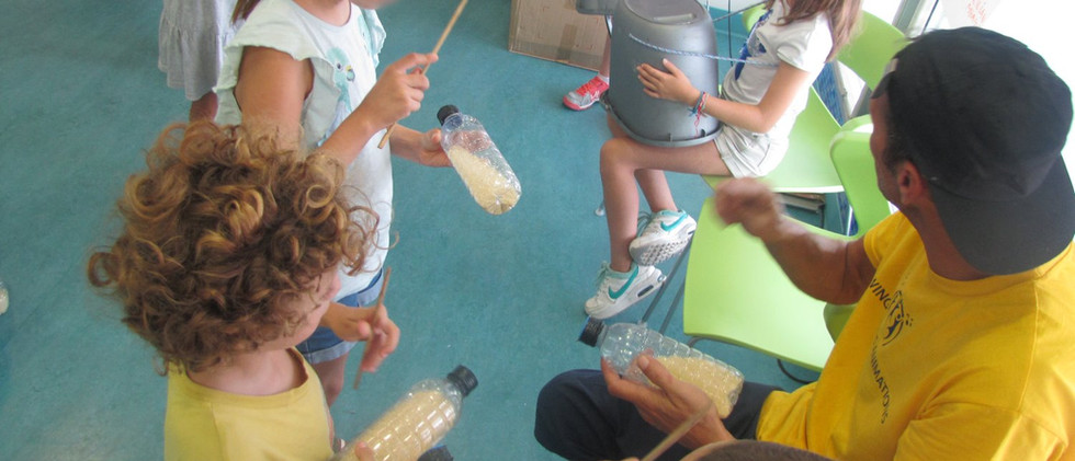 initiation aux maracas enfants