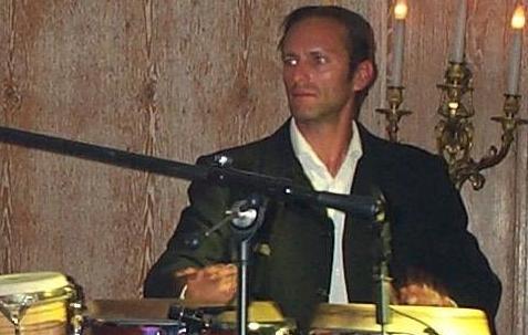 Percussioniste sur Nice