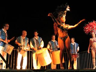 Promenade en fête au rythme de la Samba