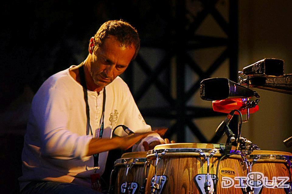 Percussioniste - Dayana Spirit