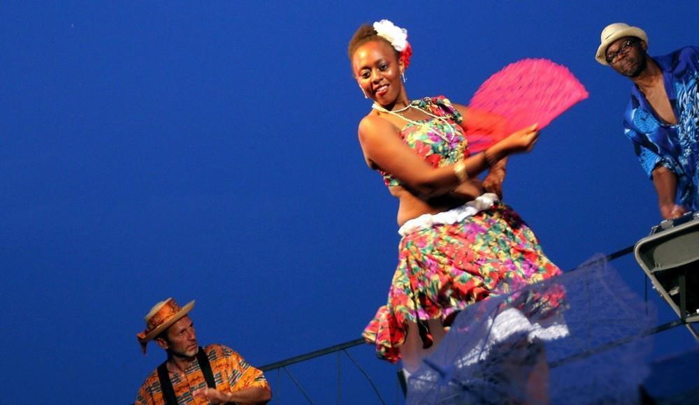 tropi karaibe danseuse