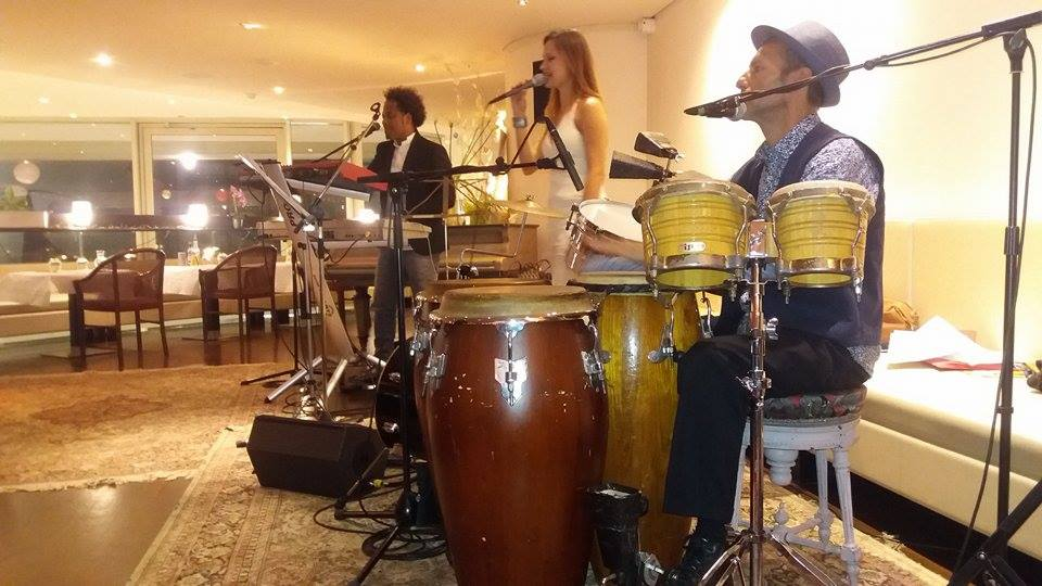 Trio Alma Latina au Colibri TNL NICE