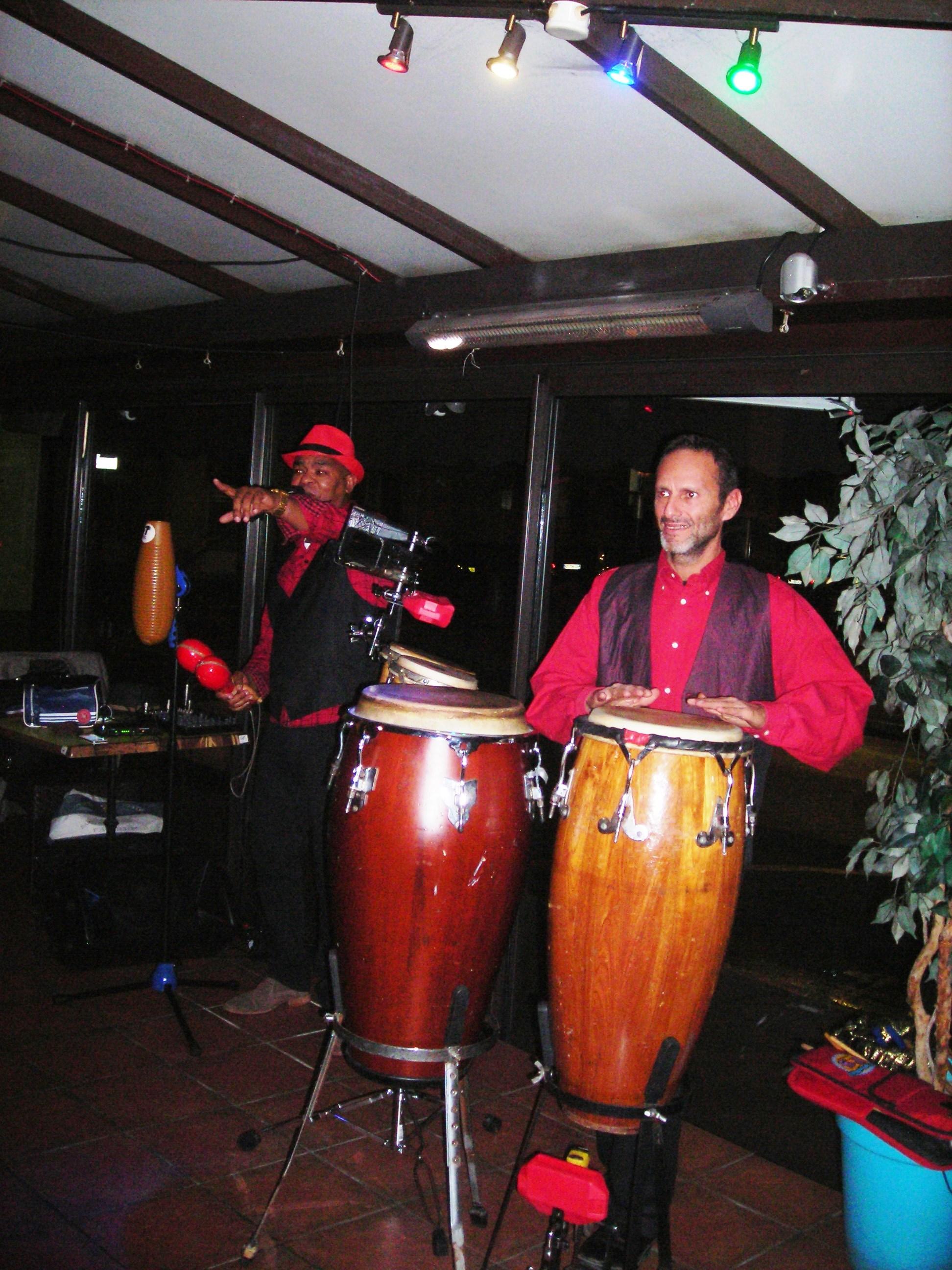 duo cubano son - musique afrocubaine