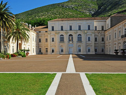 Il Borgo di San Leucio, il belvedere e l'arte della seta