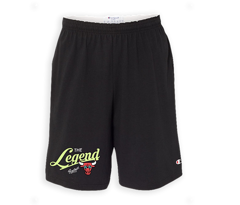 Legend Bulls Shorts