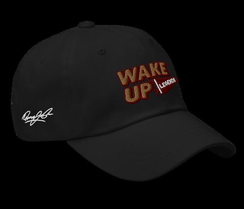 Wake Up Legends Dad Hat
