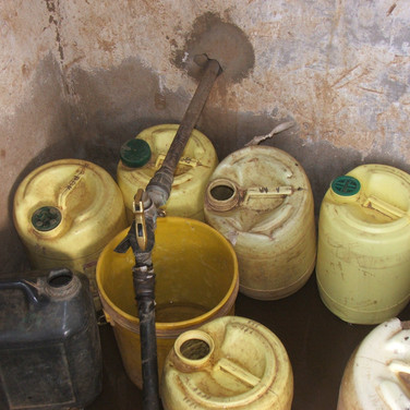 Managing water piping for settled communities along the Merti Plateau