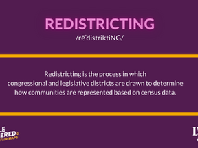 Redistricting Data: What to Expect and When (US Census Bureau)