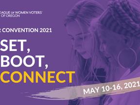 Convention 2021 starts MONDAY!
