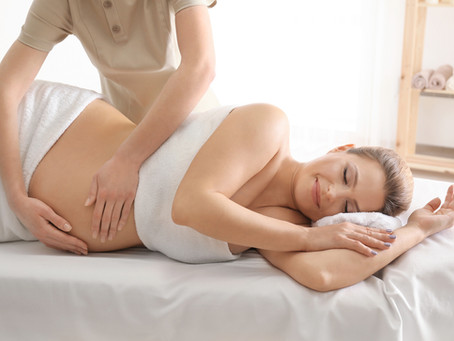 Relax, Baby: Your Complete Guide to Pregnancy Massage