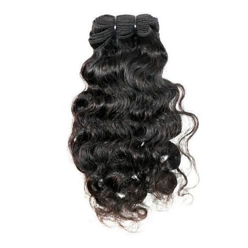 Raw Curly (Temple Hair)