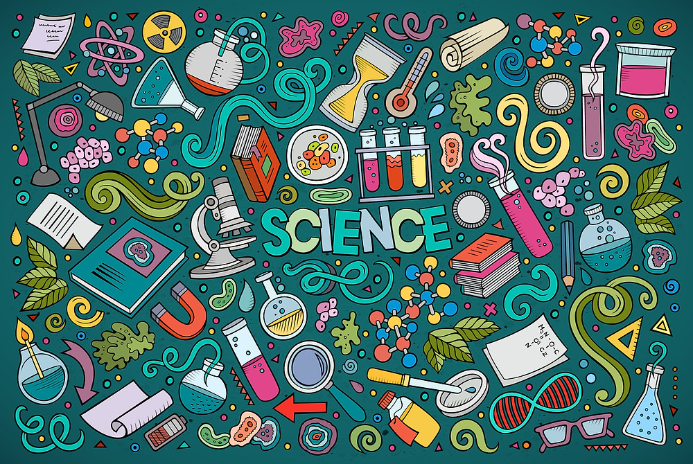 Science and scientists, chemicals and laboratory work