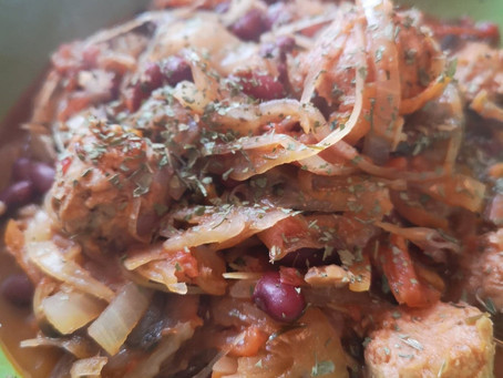 RECIPE: Bigos Stew with Crafty Kraut