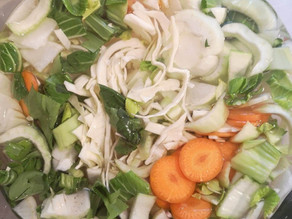 RECIPE: How to make Kimchi