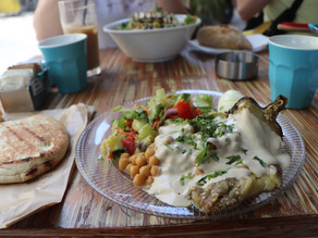 Israel – food waste heroes or zeros?
