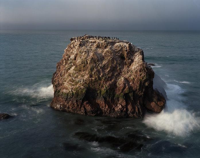 The rock at Andrew Molera