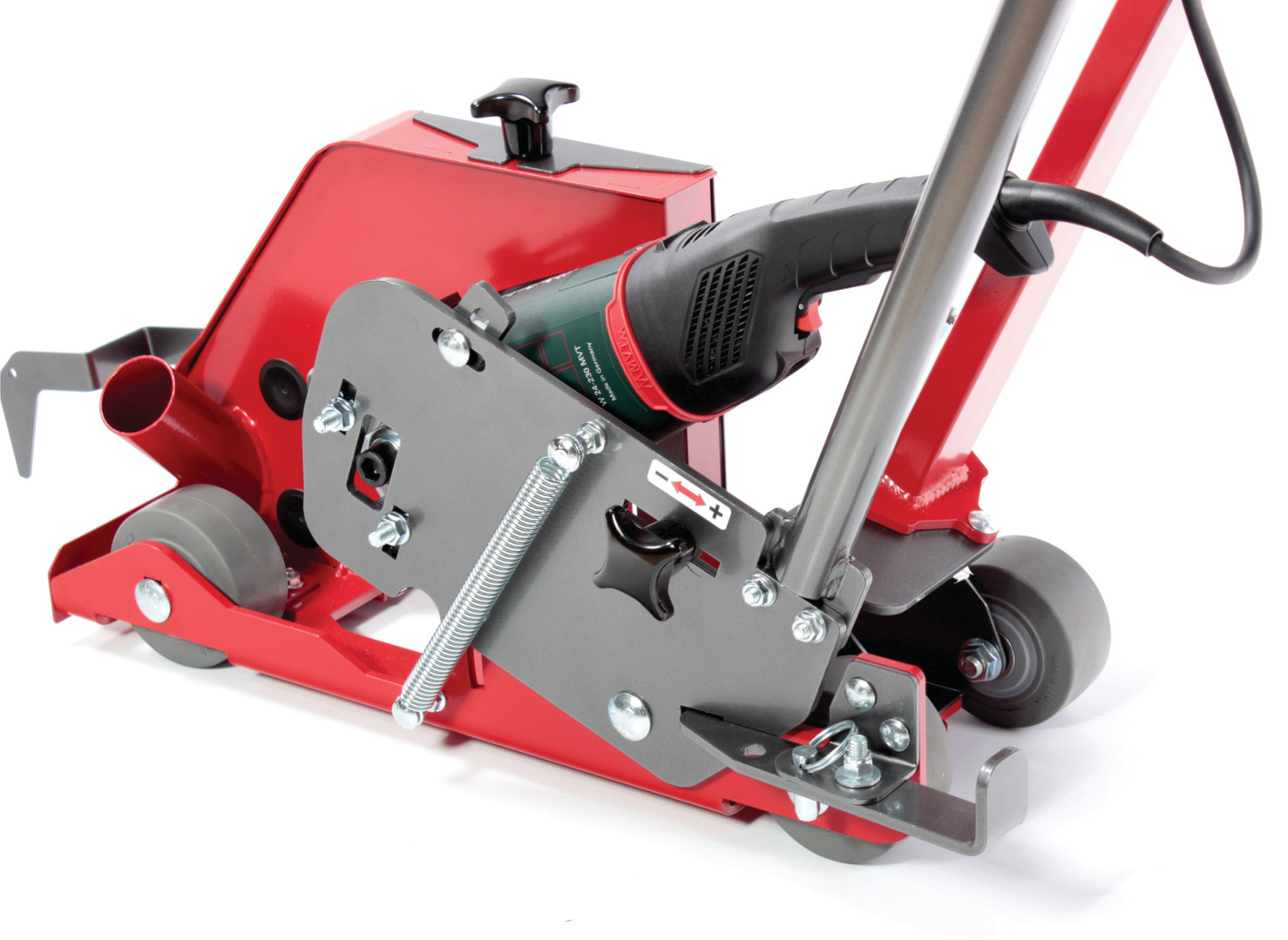 GCT-10 joint clean out saw