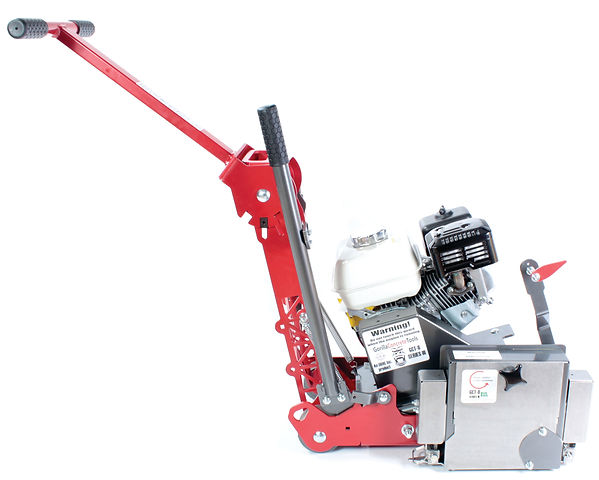 GCT-8EE Dustless Early entry concrete saw