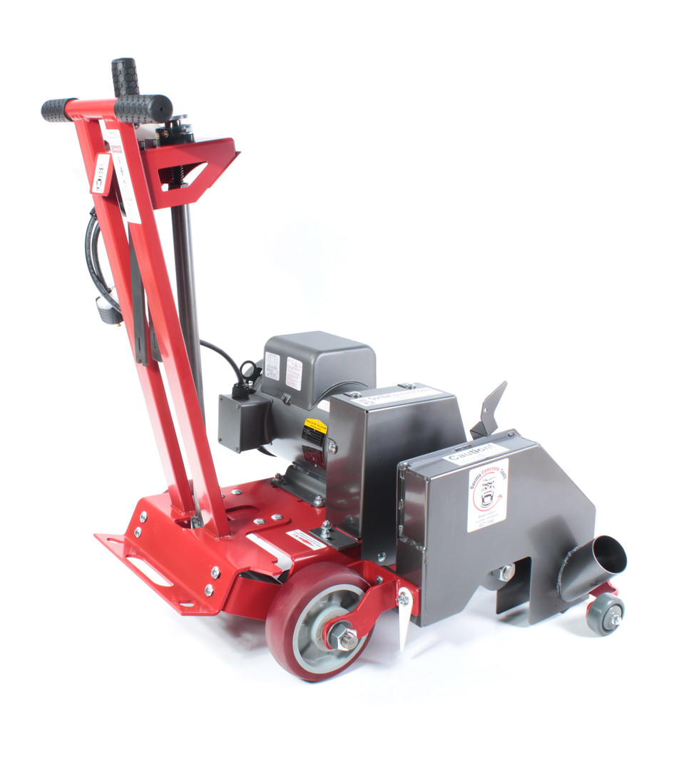 GCT-10XE dustless electric joint saw