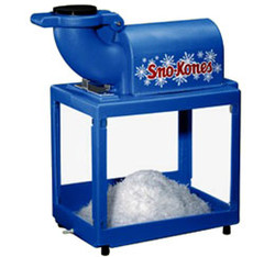 Snow Cone Machine - $65.00 (Up to 5 hours)