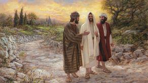 Uscendo dal sepolcro #2 (i discepoli di Emmaus)