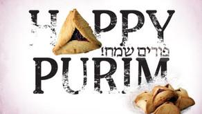 """Ribaltando i """"Purim"""""""