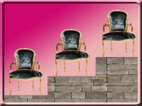 Le tre sedie del re